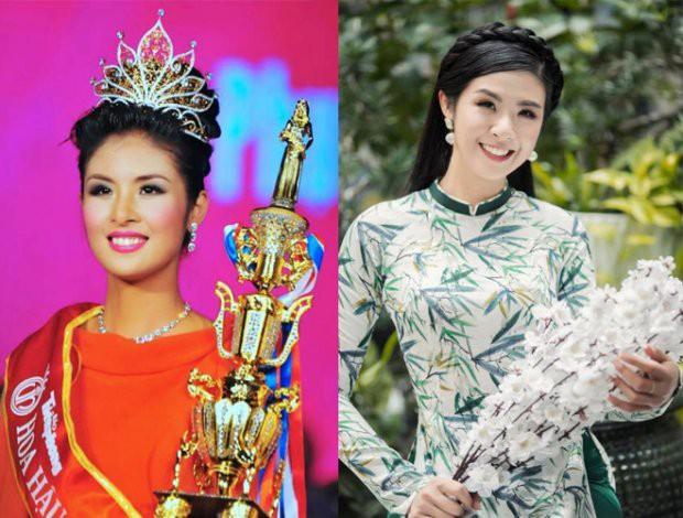 Nhan sắc ngày ấy - bây giờ của 14 Hoa hậu Việt Nam: Mỗi người một vẻ nhưng đều lên hương - Ảnh 11.