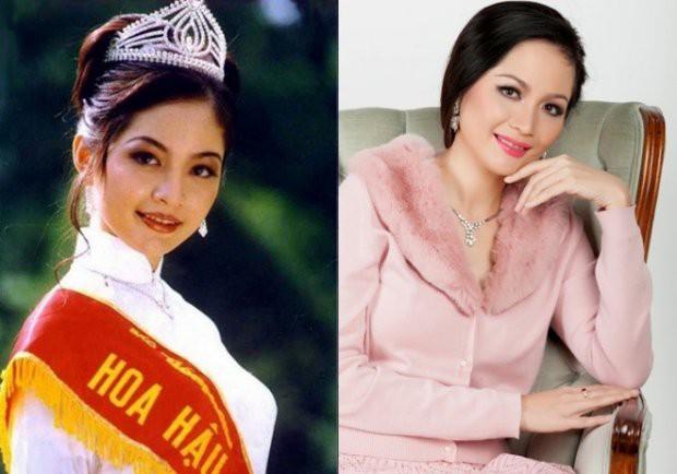 Nhan sắc ngày ấy - bây giờ của 14 Hoa hậu Việt Nam: Mỗi người một vẻ nhưng đều lên hương - Ảnh 5.
