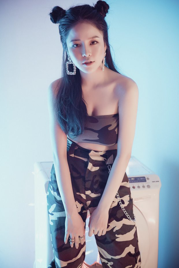 Không cần diện bikini, hot girl World Cup Trâm Anh vẫn đốt mắt người xem với đường cong nóng bỏng - Ảnh 5.
