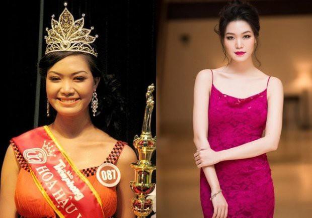Nhan sắc ngày ấy - bây giờ của 14 Hoa hậu Việt Nam: Mỗi người một vẻ nhưng đều lên hương - Ảnh 10.