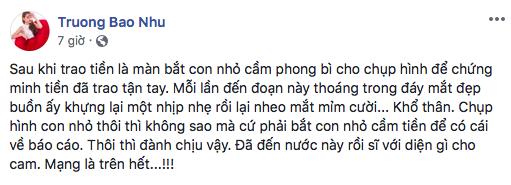 Gia Bảo, Tần Khánh bức xúc với hành động của một số lạ khi tới thăm Mai Phương - Ảnh 3.