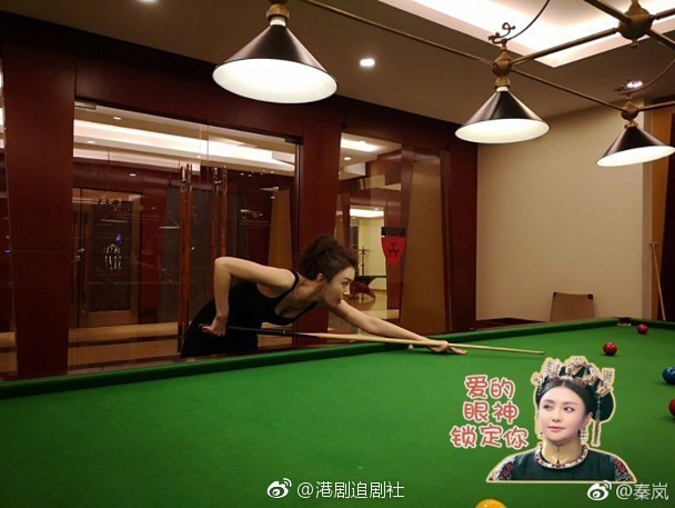 Dịu dàng là thế trong phim, ai mà ngờ Hoàng Hậu Tần Lam ngoài đời thực lại ngầu hết nấc! - Ảnh 2.