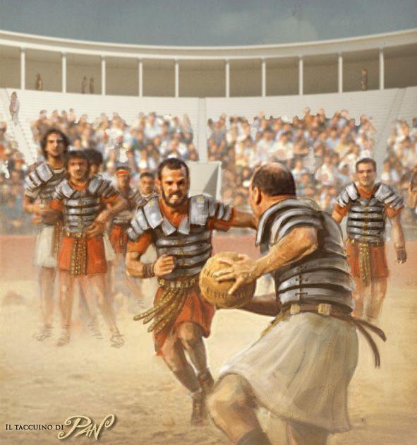 Những trò chơi đẫm máu nhất lịch sử cổ đại: Thua trận còn đáng sợ hơn cái chết - Ảnh 3.