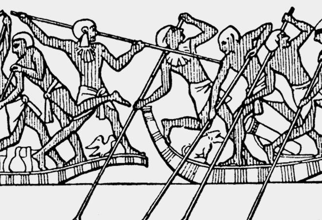 Những trò chơi đẫm máu nhất lịch sử cổ đại: Thua trận còn đáng sợ hơn cái chết - Ảnh 4.
