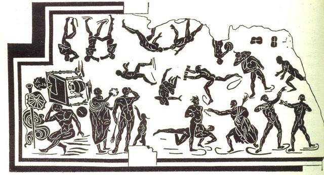 Những trò chơi đẫm máu nhất lịch sử cổ đại: Thua trận còn đáng sợ hơn cái chết - Ảnh 8.