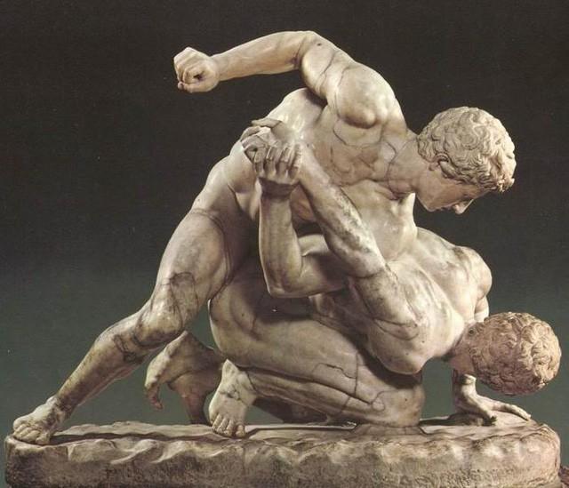 Những trò chơi đẫm máu nhất lịch sử cổ đại: Thua trận còn đáng sợ hơn cái chết - Ảnh 7.