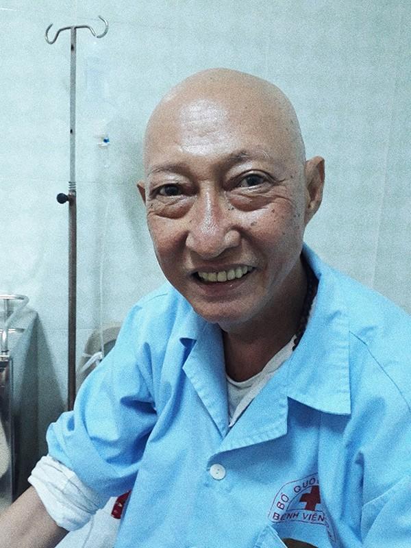 Cuộc gặp gỡ bất ngờ và xúc động giữa Mai Phương - nghệ sĩ Lê Bình  - Ảnh 1.