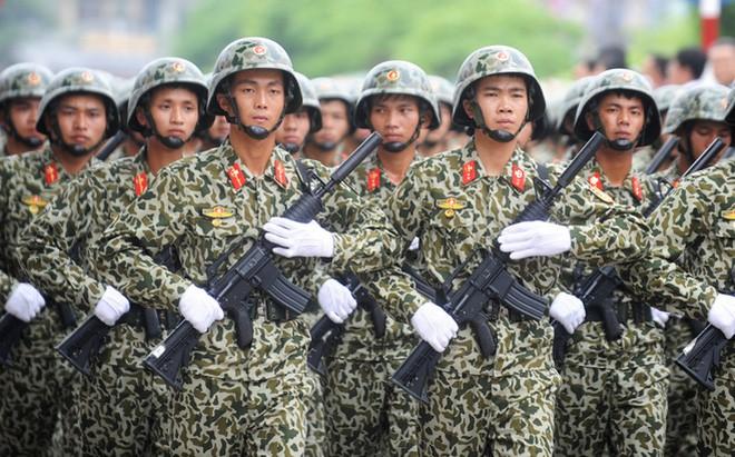 Lộ diện mẫu quân phục ngụy trang mới của QĐND Việt Nam: Có gì đặc biệt? - Ảnh 4.