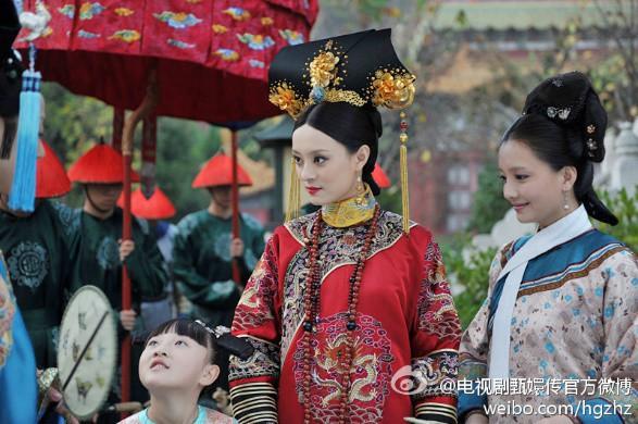 """Top 7 mỹ nhân thời Thanh trên truyền hình Hoa ngữ: """"Hoàng hậu"""" Tần Lam xếp thứ 2, vị trí số 1 khó ai qua mặt - Ảnh 1."""