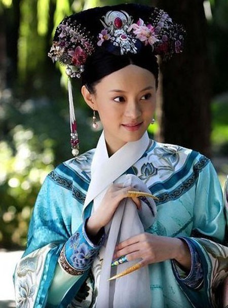 """Top 7 mỹ nhân thời Thanh trên truyền hình Hoa ngữ: """"Hoàng hậu"""" Tần Lam xếp thứ 2, vị trí số 1 khó ai qua mặt - Ảnh 3."""