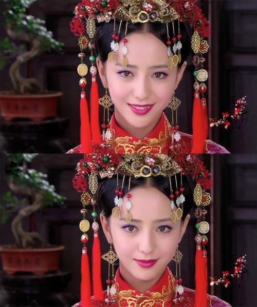 """Top 7 mỹ nhân thời Thanh trên truyền hình Hoa ngữ: """"Hoàng hậu"""" Tần Lam xếp thứ 2, vị trí số 1 khó ai qua mặt - Ảnh 9."""