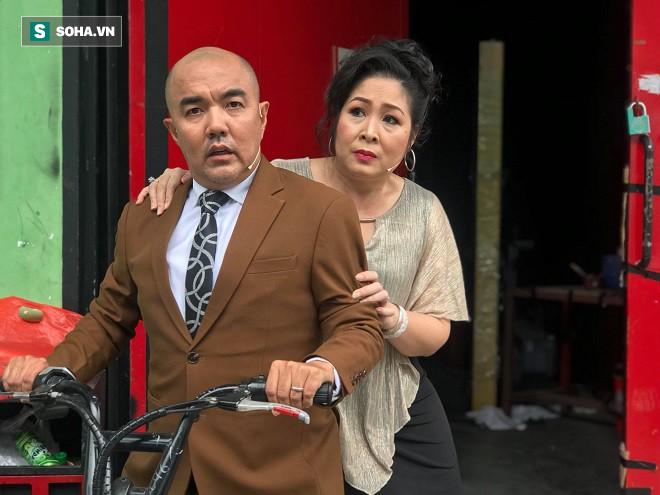 Đằng sau câu chuyện Quốc Thuận cãi lời nghệ sỹ Lê Bình trong bệnh viện - Ảnh 4.