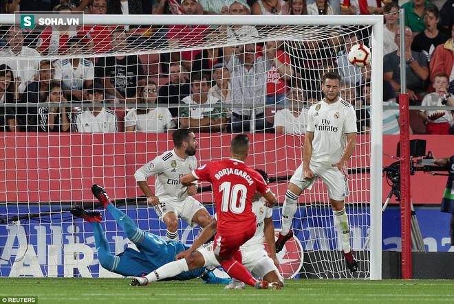 Vắng Ronaldo, Real Madrid tìm được thánh ăn vạ khác để lội ngược dòng thành công - Ảnh 2.