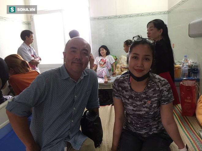 Đằng sau câu chuyện Quốc Thuận cãi lời nghệ sỹ Lê Bình trong bệnh viện - Ảnh 1.