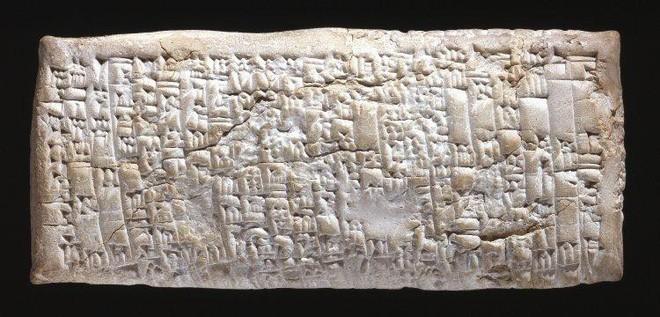 Sự thật thú vị: Từ cách đây 3.800 năm, khách hàng đã biết viết review chê sản phẩm kém chất lượng trên một phiến đá - Ảnh 1.