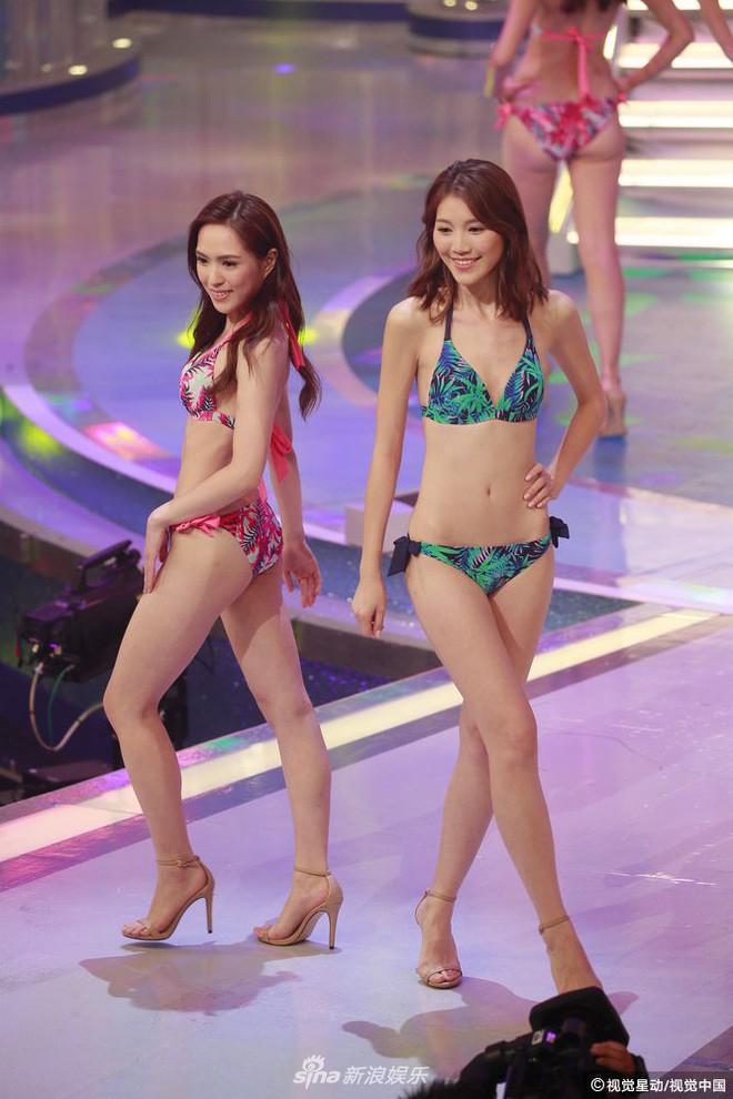 Chung kết Hoa hậu Hong Kong 2018: Người giành vương miện bị chê lép, dân tình than trời vì Á hậu 1 và 2 - Ảnh 24.