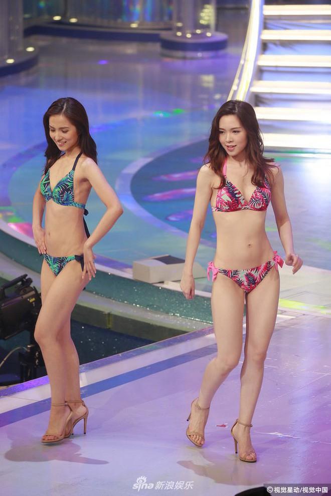 Chung kết Hoa hậu Hong Kong 2018: Người giành vương miện bị chê lép, dân tình than trời vì Á hậu 1 và 2 - Ảnh 27.
