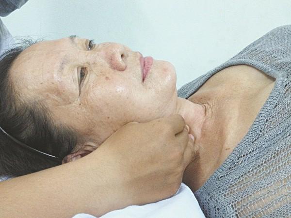 Phục hồi di chứng tai biến mạch máu não - Ảnh 1.