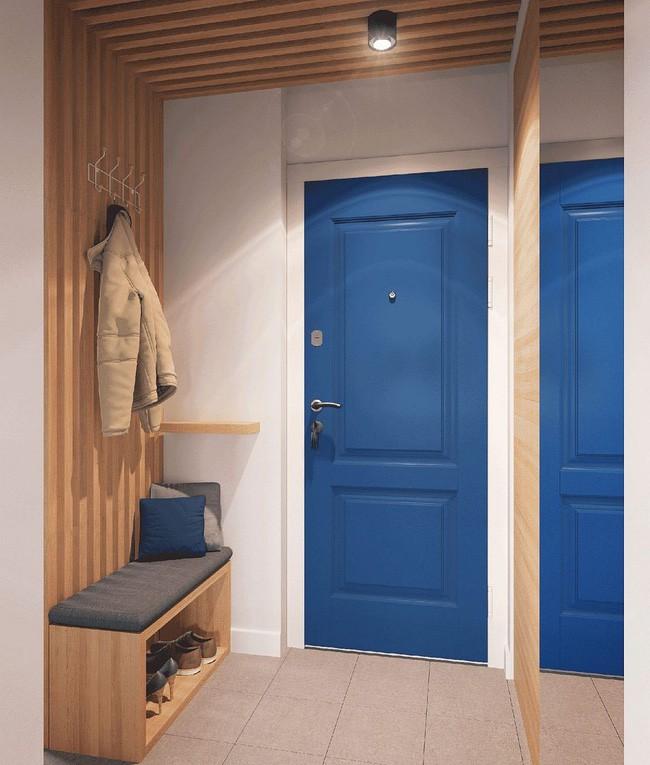 Mê mẩn với thiết kế căn hộ chỉ 34m² nhưng rất đa năng và hiện đại đến từng chi tiết - Ảnh 1.