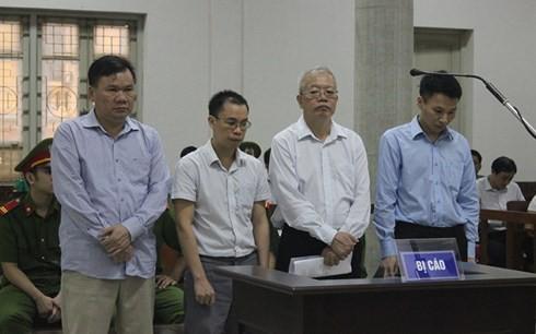 Cựu lãnh đạo PVTEX khai gì tại tòa khi gây thất thoát hàng tỷ đồng? - Ảnh 2.