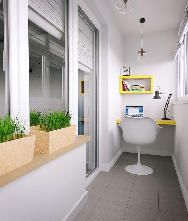 Mê mẩn với thiết kế căn hộ chỉ 34m² nhưng rất đa năng và hiện đại đến từng chi tiết - Ảnh 10.