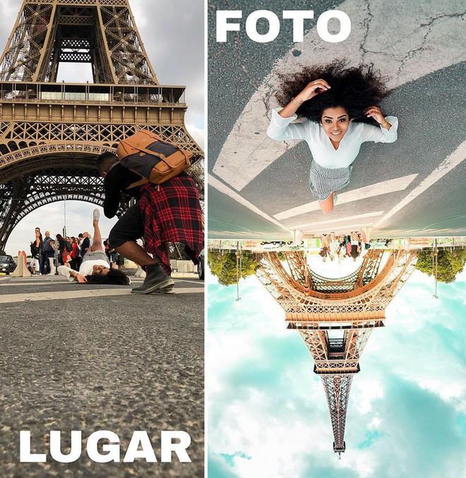 Thánh chụp ảnh Photoshop phong cách siêu tiết kiệm: Bãi lá khô cũng thành thắng cảnh, khu nước cạn cũng hóa hồ tiên - Ảnh 11.