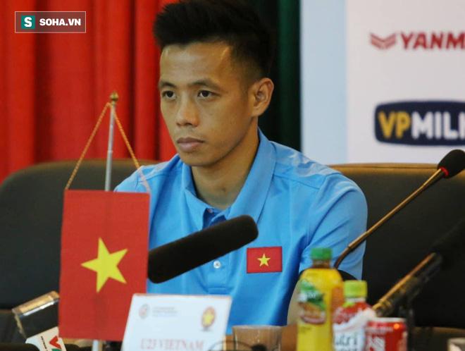 U23 Việt Nam: Sự băn khoăn của thầy Park sẽ là giữa Văn Quyết và Hùng Dũng - Ảnh 1.