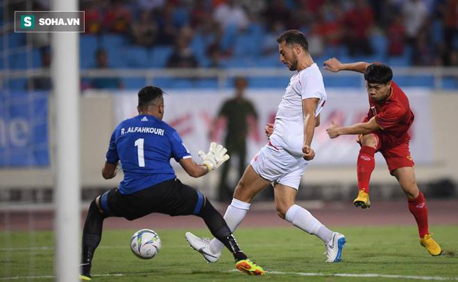 """Công Phượng rực sáng, U23 Việt Nam hóa """"cơn lốc đỏ"""" thổi bay Palestine - Ảnh 2."""