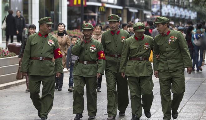 Cựu chiến binh Trung Quốc biểu tình: Cơn đau đầu dai dẳng của ông Tập Cận Bình - Ảnh 1.