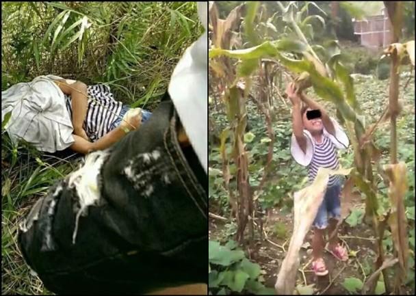Thi thể không toàn vẹn của bé gái 8 tuổi được phát hiện trong rừng tre, cảnh sát nghi ngờ hung thủ chính là mẹ kế - Ảnh 2.
