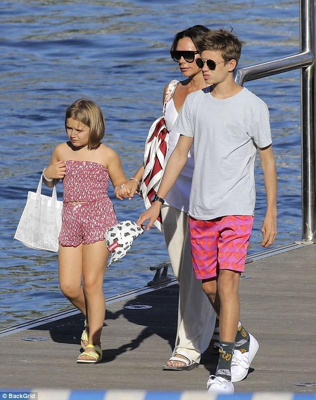 Chẳng ai sướng như các con nhà Beckham: Tuần trước đi Bali, tuần này lại du lịch Pháp mừng sinh nhật - Ảnh 5.