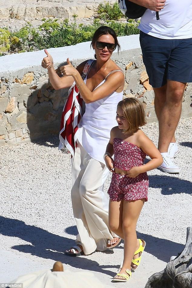 Chẳng ai sướng như các con nhà Beckham: Tuần trước đi Bali, tuần này lại du lịch Pháp mừng sinh nhật - Ảnh 6.