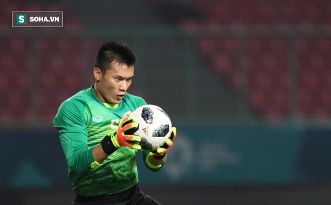 Bàn tay nắm chặt của Văn Quyết và những biểu cảm khiến CĐV nhớ mãi về U23 Việt Nam - Ảnh 6.