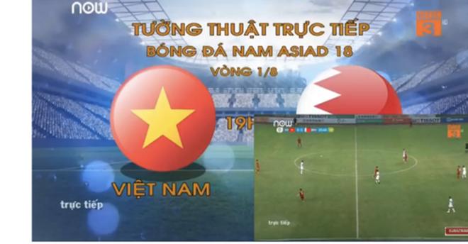 Gần 2000 tài khoản Facebook livestream lậu trận bán kết của Olympic Việt Nam - Ảnh 1.
