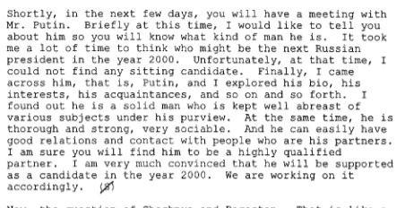 Tiết lộ tài liệu mật về Boris Yeltsin và Bill Clinton những năm 90 - Ảnh 2.