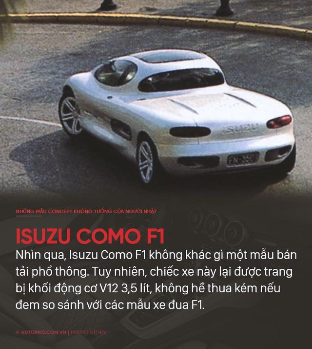 Nếu không làm xe bền bỉ qua năm tháng thì người Nhật sẽ tung ra những concept không ai nghĩ tới như thế này - Ảnh 9.