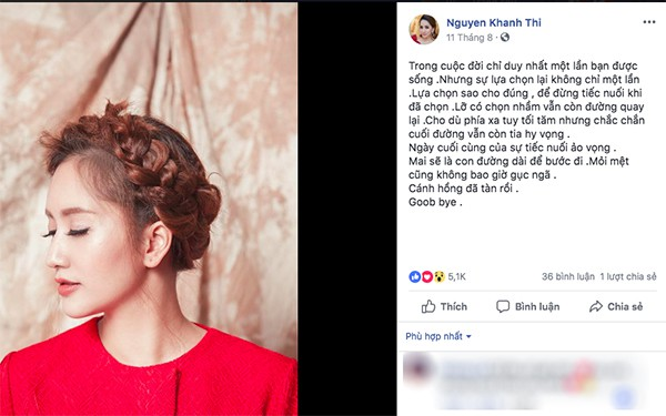 Lý do Khánh Thi, Cát Phượng bị đồn ly hôn với chồng kém 12 tới 18 tuổi - Ảnh 1.