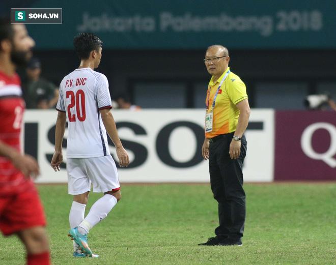 Sự thật về điều luật lạ trong trận đấu giữa U23 Việt Nam và U23 UAE - Ảnh 1.