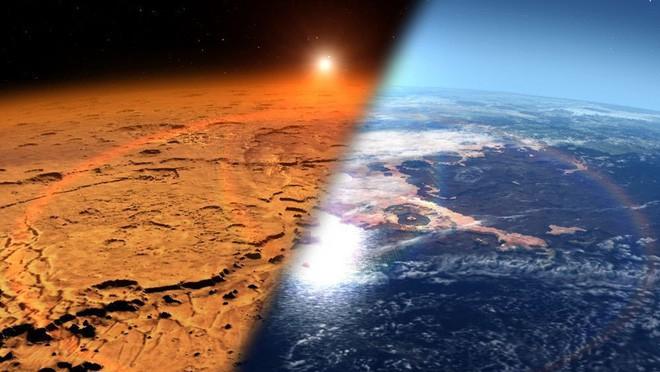 Cải tạo Sao Hỏa vào lúc này là bất khả thì vì thiếu CO2 - Ảnh 1.