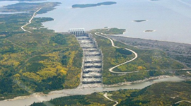 Điểm danh những đập thủy điện lớn nhất thế giới, nơi tạo ra nguồn điện cho hàng tỷ người trên Trái Đất - Ảnh 10.