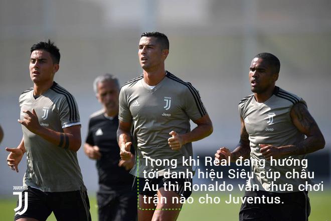 Ronaldo sẽ ngồi chơi xơi nước nhìn Real lên đỉnh châu Âu? - Ảnh 4.