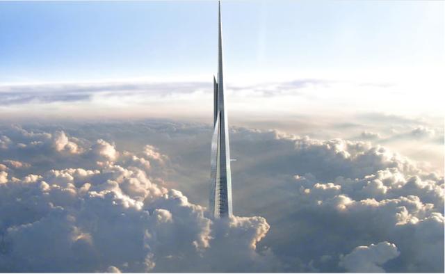 Ả-rập chi hơn tỷ USD xây tòa nhà cao nhất địa cầu - Ảnh 1.