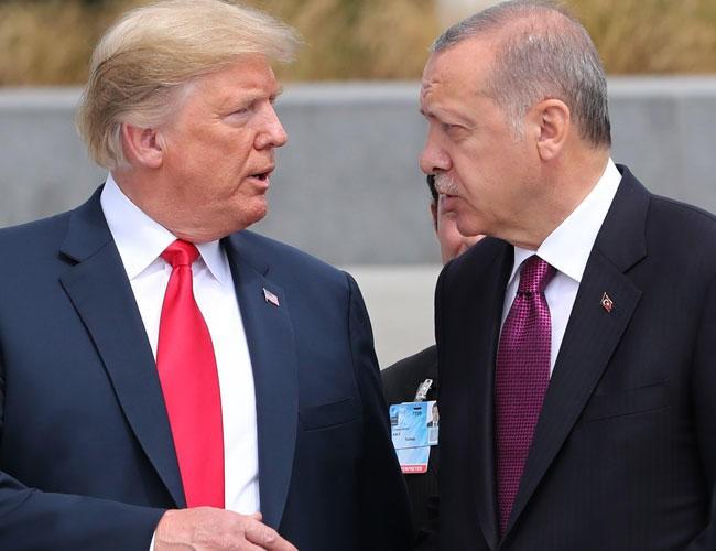 Quan hệ Mỹ-TNK chạm đỉnh căng thẳng: Tuần trăng mật giữa hai đồng minh NATO đã chấm dứt? - Ảnh 1.