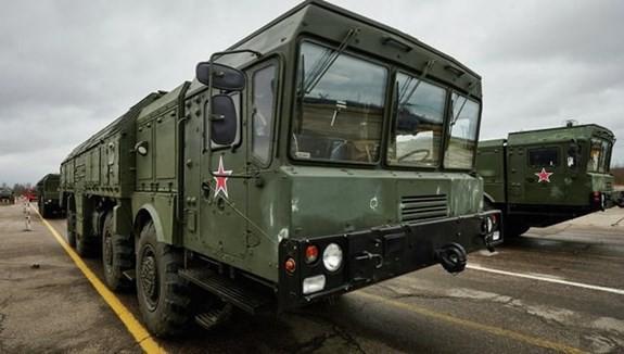 """Iskander-M - """"sát thủ diệt hạm"""" mới của Quân đội Nga - Ảnh 2."""