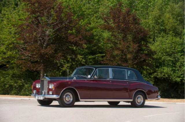 Hoàng gia Anh rao phân phối bộ sưu tập siêu xe hãng Rolls-Royce đắt giá - Ảnh 6.