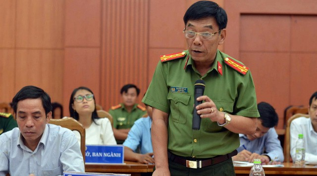 Giám đốc CA Quảng Nam nói về nguyên nhân xe rước dâu gặp tai nạn khiến 13 người chết - Ảnh 2.