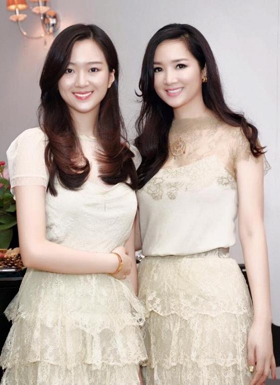 Điểm mặt 9 thiên kim tiểu thư nhà sao Việt: Xinh đẹp ngời ngời, không Hoa hậu thì cũng là mỹ nhân trong tương lai - Ảnh 1.