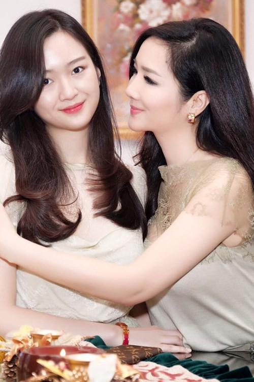 Điểm mặt 9 thiên kim tiểu thư nhà sao Việt: Xinh đẹp ngời ngời, không Hoa hậu thì cũng là mỹ nhân trong tương lai - Ảnh 2.