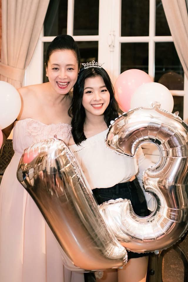Điểm mặt 9 thiên kim tiểu thư nhà sao Việt: Xinh đẹp ngời ngời, không Hoa hậu thì cũng là mỹ nhân trong tương lai - Ảnh 26.
