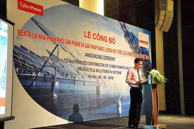 Lộ diện nhà phân phối chính thức sản phẩm và giải pháp Năng lượng mặt trời của CyberPower tại Việt Nam - Ảnh 4.